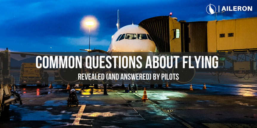 common questions about flying