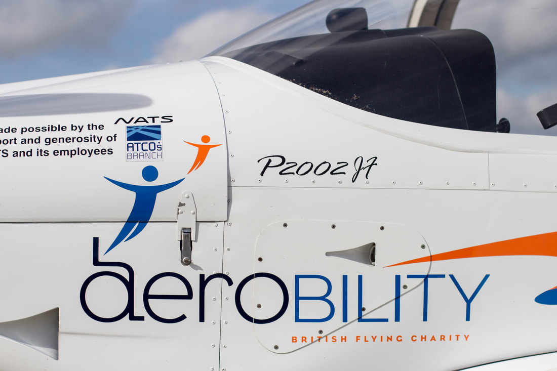Aileron supports Aerobility