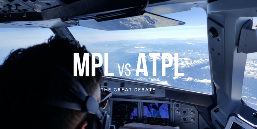 Difference between MPL and ATPL