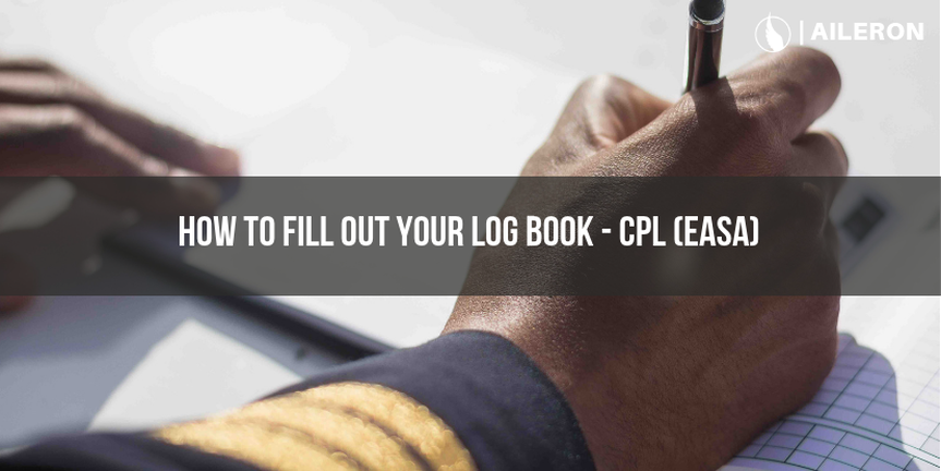 How to fill out my logbook for CPL
