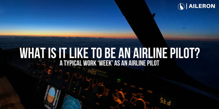 What is it like to be an airline pilot
